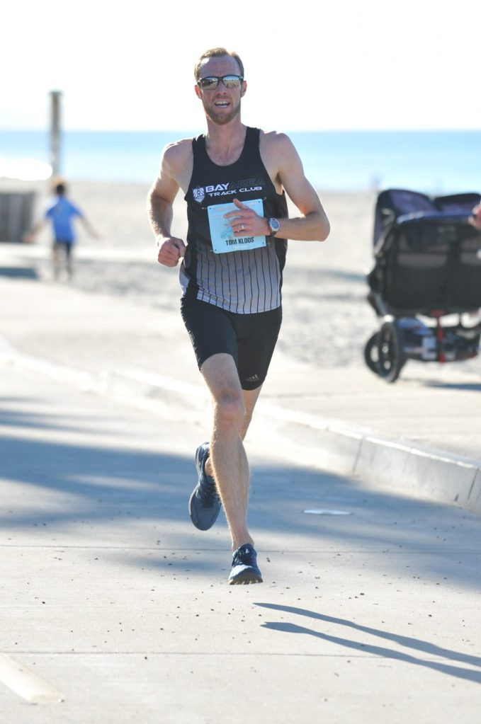 Tom Kloos, 7-time overall winner of the 5K