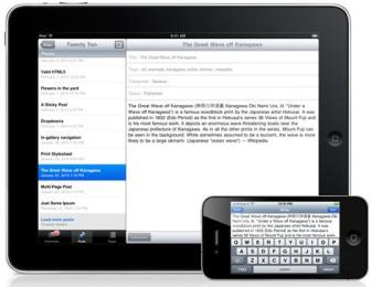 WordPress for iOS (IPhone, IPad)