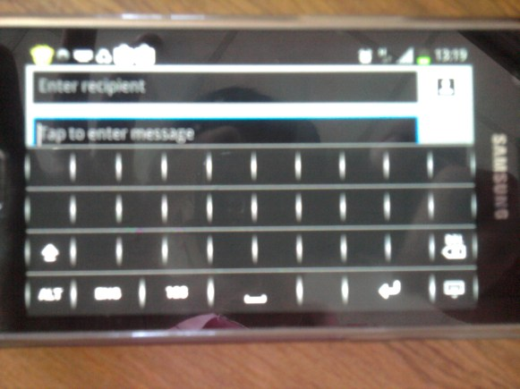 Phum Keyboard on ICS 4.0.3 - No Khmer font