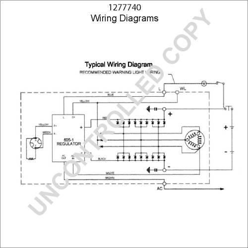 small resolution of alternator pl oe prestolite v a cgxxxxxx prestolite 1277740 24v 140a cgxxxxxx 1277740 ldv alternator wiring diagram