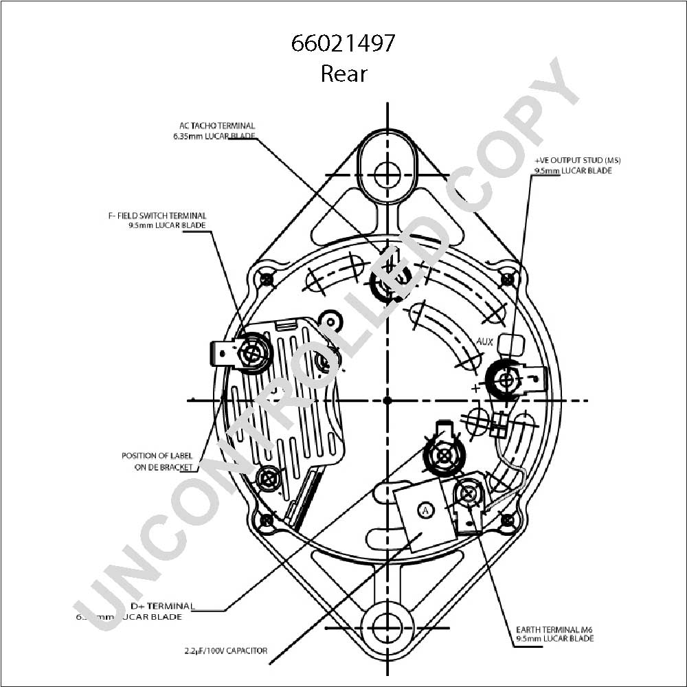 medium resolution of 66021497 prestolite leece neville alternator neville alternator wiring diagram 14 prestolite 857722 alternator