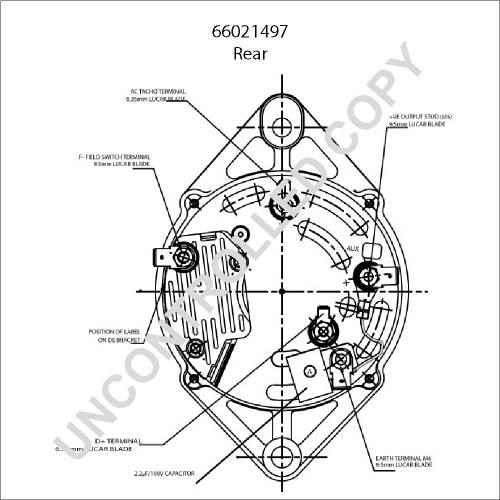 small resolution of 66021497 prestolite leece neville alternator neville alternator wiring diagram 14 prestolite 857722 alternator