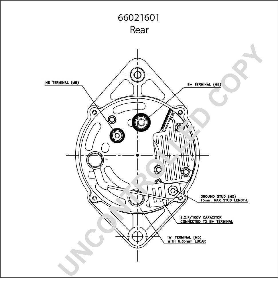 Alternator 90 15 6170 Wiring Diagram Wiring Diagrams