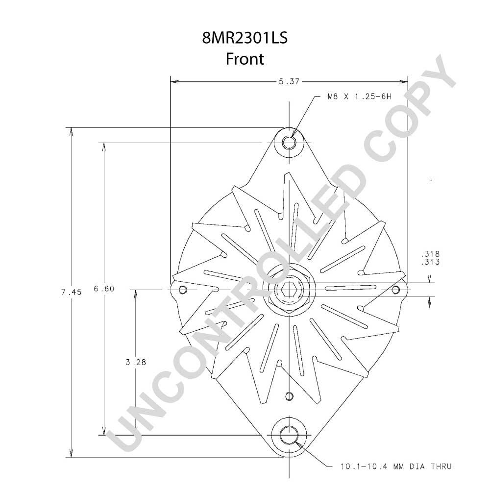 8mr2301ls prestolite leece neville alternator 12v 65 wiring motorola diagram alternator 9db2lj2b58