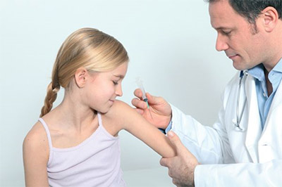vacuna de los 6 años