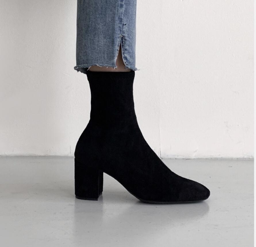 슈마루 스웨이드 신발