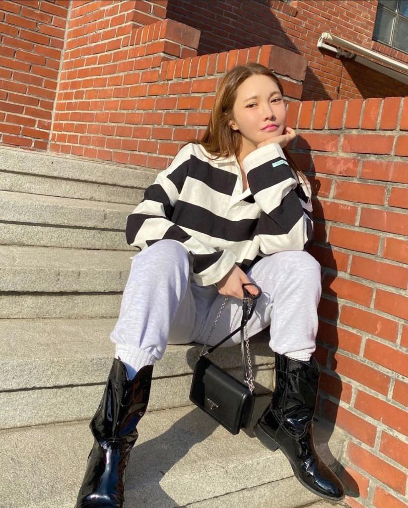 스타일리스트 김지혜 앨리스 펑크 유튜버- 인스타그램