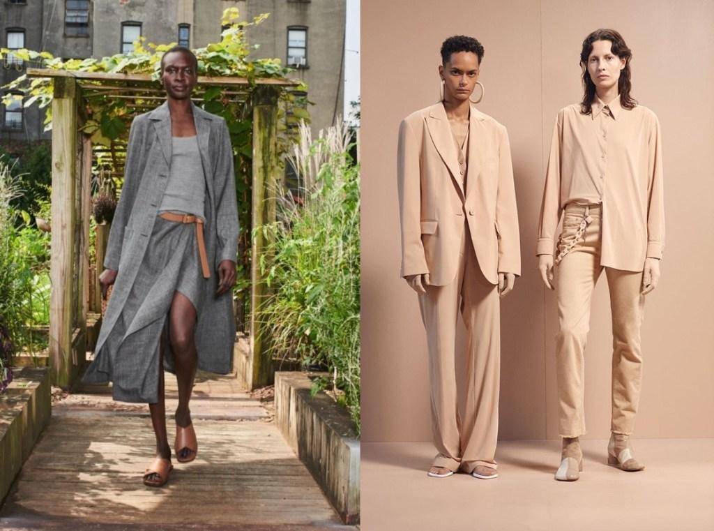 2021 패션 소재 트렌드 2021 michaelkors 2021 Maison Margiela