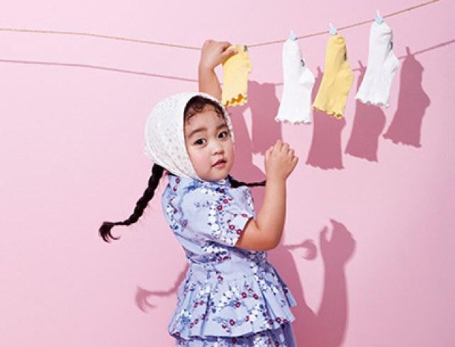 새옷이나 보관이 오래된 옷은 꼭 세탁후에 아이에게 입혀주자