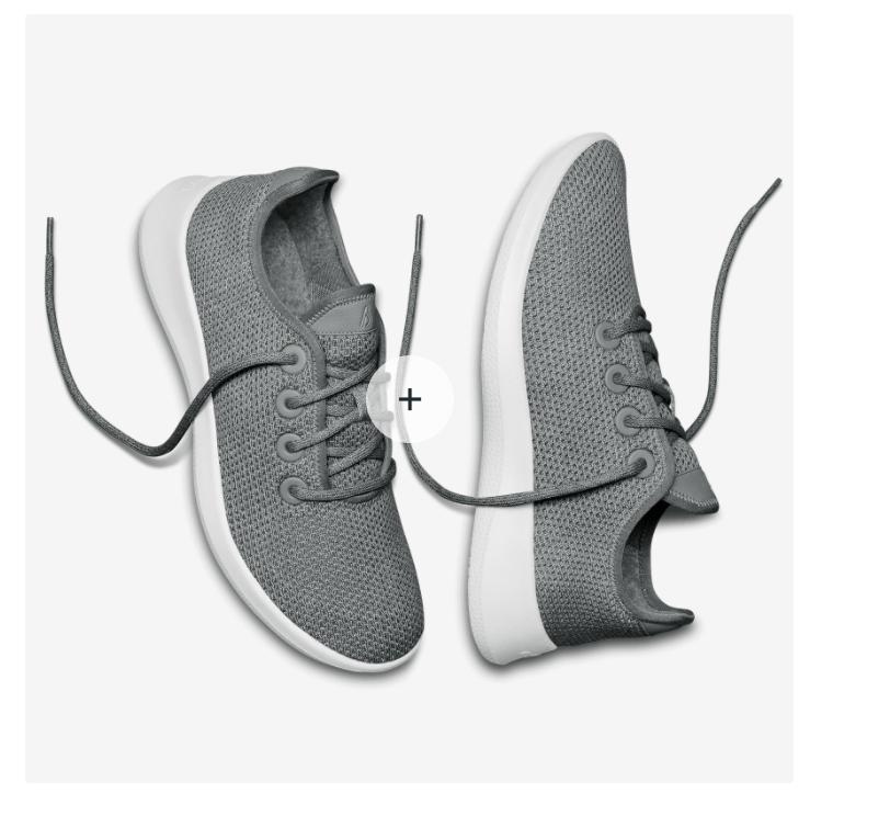 미국 실리콘밸리에서 많이 신는 올버즈 신발