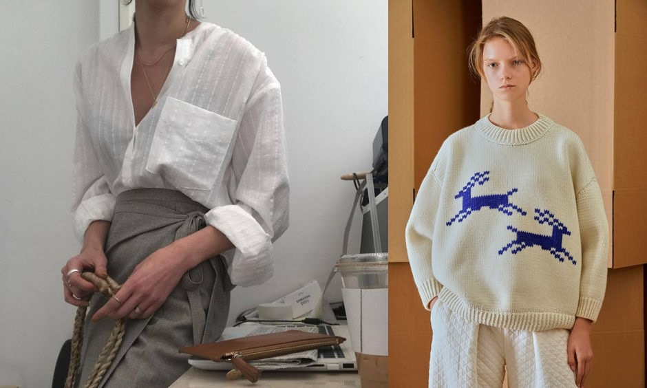 키보드 드레싱 이너웨어 패션 블라우스 셔츠 스웨터 가울겨울 아이템