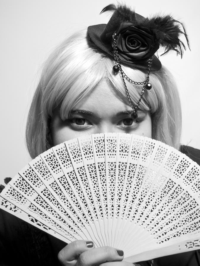 "Carolyn – ""Portraits from a Maid Café"""