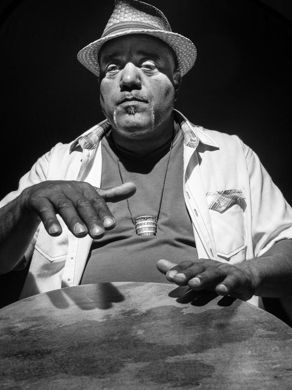 Jose Ortiz (Dr. Drum)
