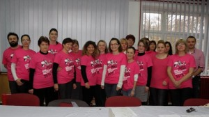 Slika 8. Dan ružičastih majica