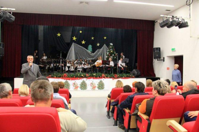 Božićni koncerti Glazbene škole