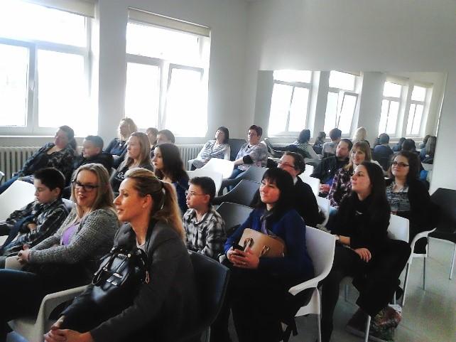 Održana prva edukativno – interaktivna radionica u okviru projekta ''Učimo zajedno 3''