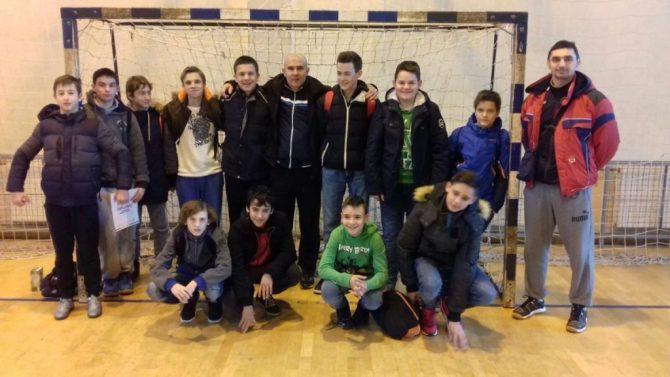 Županijsko natjecanje u nogometu u Đakovu