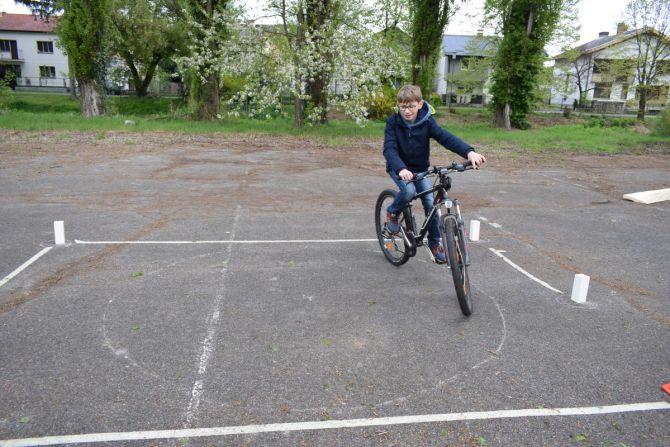 Uspješan nastavak projekta Biciklom u promet