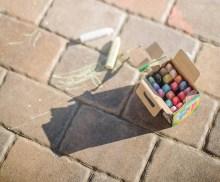 Photo of Sidewalk Chalk