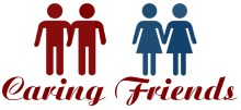 Caring Friends logo