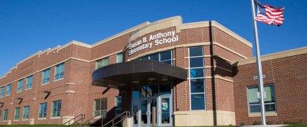 Photo of Susan B. Anthony School