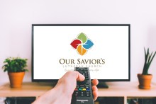 Photo of TV with OSL Logo