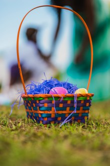 Photo of Easter basket