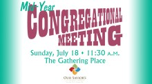 Congregational Meeting graphic
