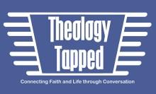 Theology Tapped Logo