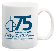 Photo of 75th Anniversary mug
