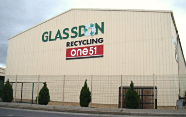 OSL's Client Glassdon Recycling Plant