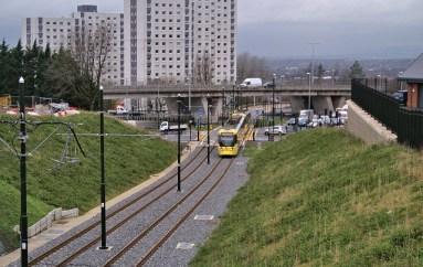 National Rail Scheme for Thropes Bridge Severance