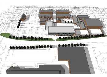 UTC Crewe Cheshire Design Mockup
