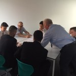 Interactive workshop with OSL and Crewe Engineering and Design UTC students