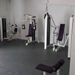Gym area at Crewe UTC