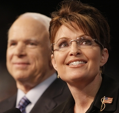 McCain a Palinová