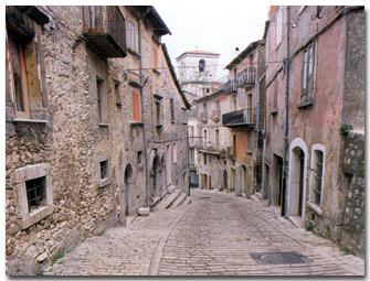 Pietrelcina, rodné město otce Pia