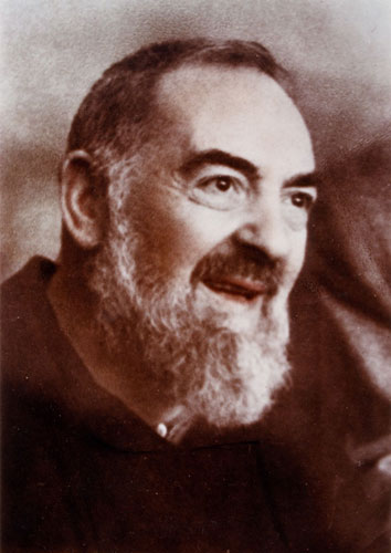 Sv. Padre Pio z Pietrelciny