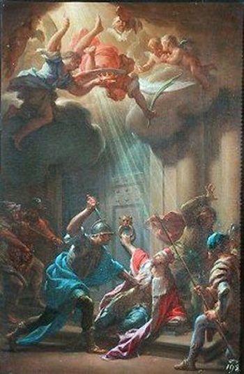 Zavražděni sv. Václava