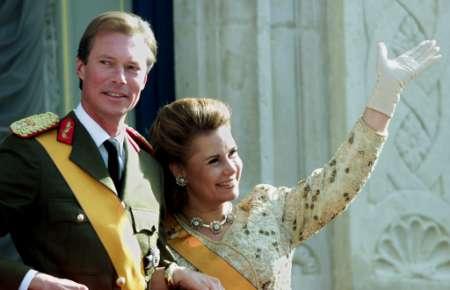 Henri a Maria-Teresa, velkovévodové Lucemburku