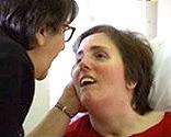 Terri s matkou
