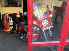 Fire fighter bike!