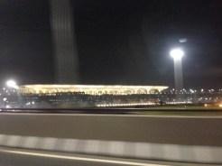 The gorgeous Mumbai international airport