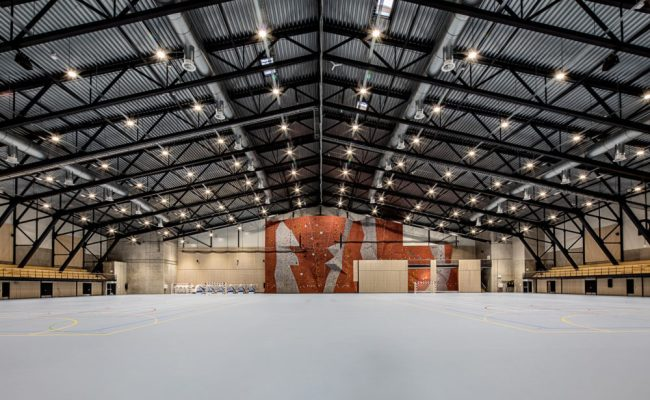 Oslofjord Arena Oslofjord Convention Center