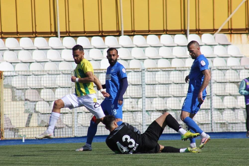 3. Lig: Osmaniyespor FK: 0 – Erbaaspor: 1