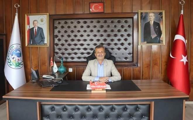Ellek Belediye Başkanı Yeşildemir'in Covid-19 testi pozitif çıktı