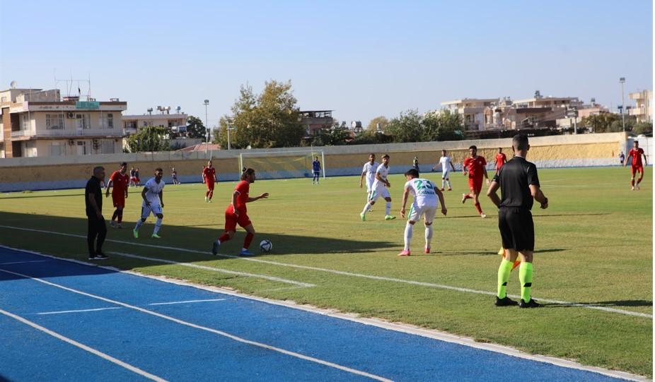 TFF 2. Lig: Kahramanmaraşspor: 1 – Serik Belediyespor: 3