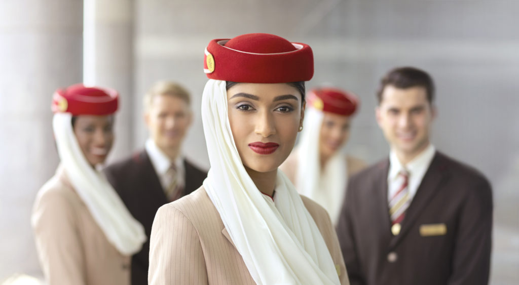 Emirates Cabin Crew  Open Day Barcelona  OSM Aviation