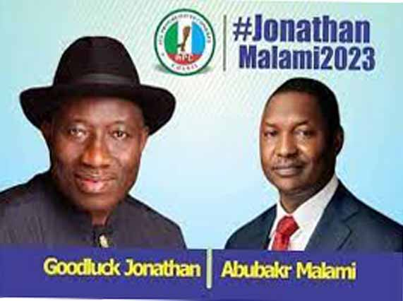 Jonathan, Malami Presidential ticket – AGF opens up