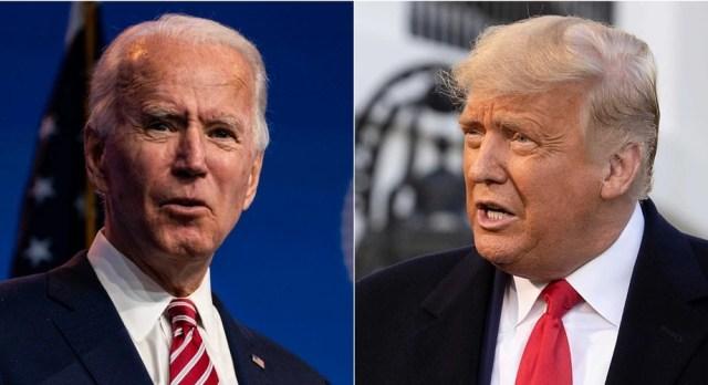 "Donald Trump: ""I would easily beat Joe Biden in a boxing match"""